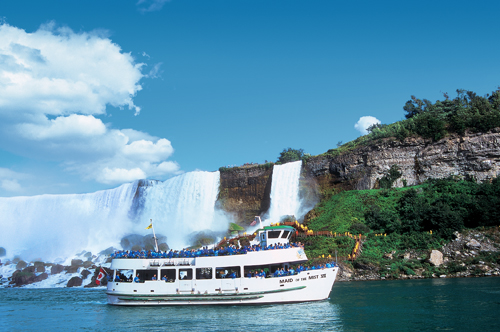 The iconic Maid of the Mist boat. (Submitted photo)