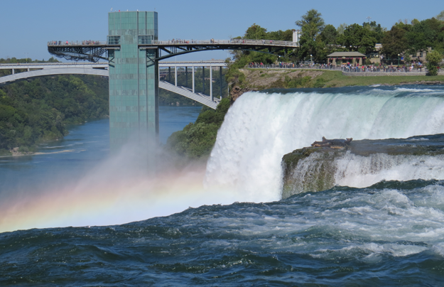 A view from Niagara Falls State Park (File photo)