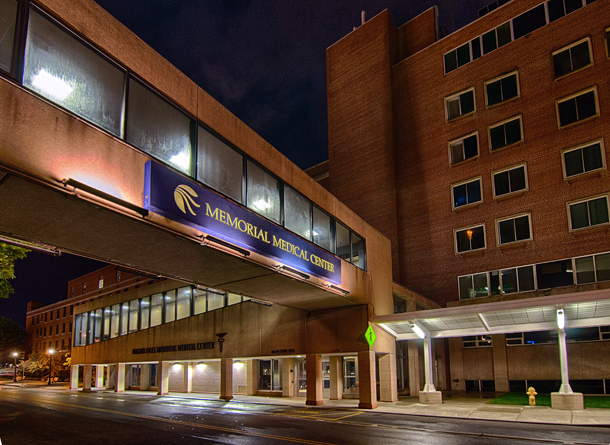 Niagara Falls Memorial Medical Center. (Submitted photo)