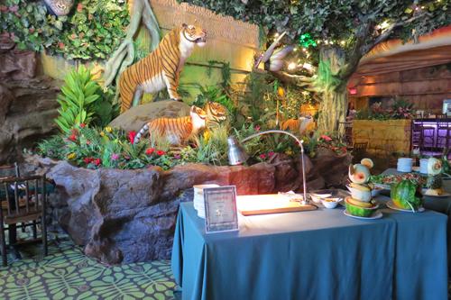 The Rainforest Cafe Niagara Falls Ny