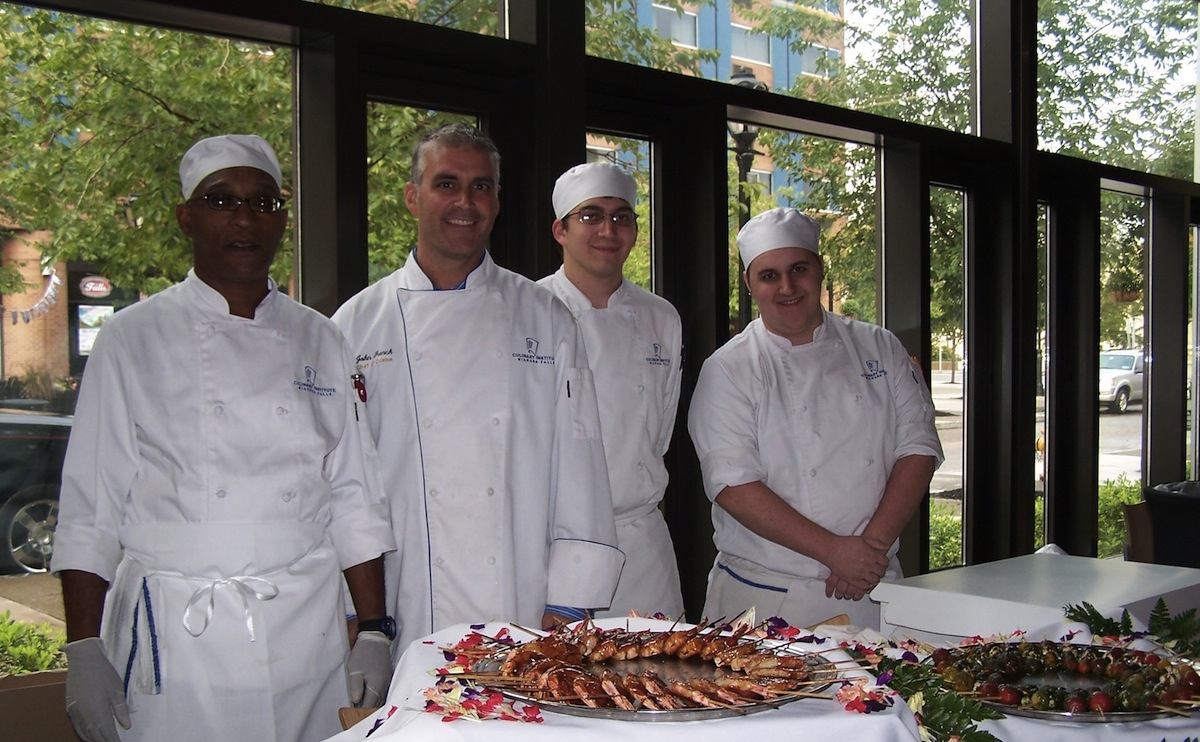 NCCC culinary students show off their wares at last year's `Winds, Waves & Wines.`