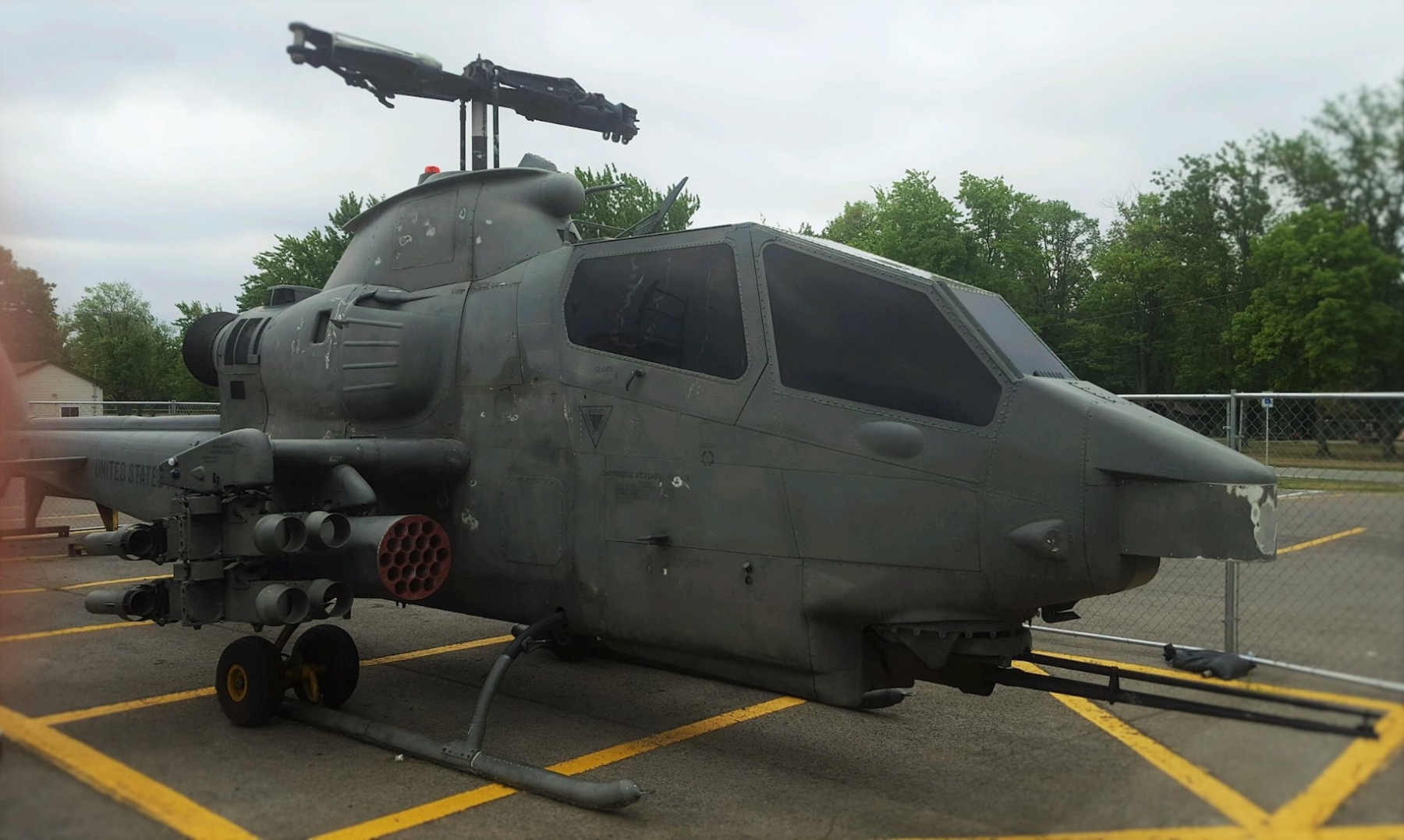 The AH-1 Cobra (Submitted photo)