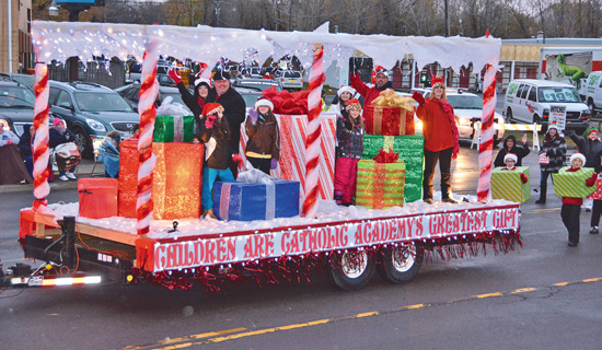 Electric Lights Parade photo by Marc Carpenter. See more in our picture gallery.