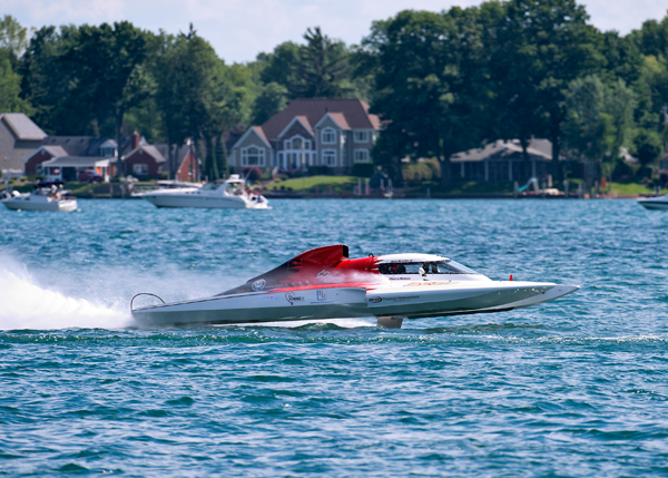 PHOTOS: Hydroplanes soar at Thunder on the Niagara