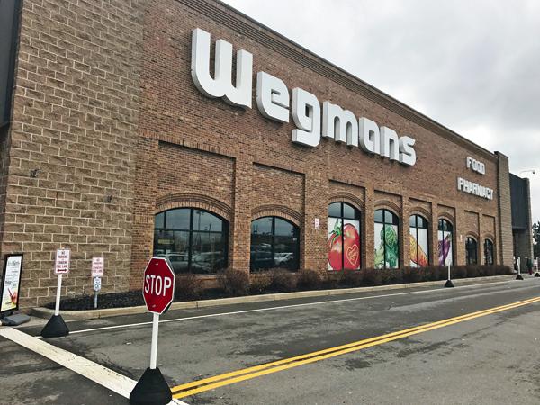 Wegmans Home Delivery Buffalo New York