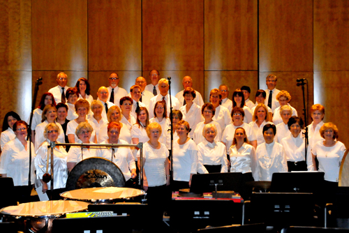 The Grand Island Community Chorus, under the direction of Carolyn Lokken will perform Sunday, May 6, at St. Stephen R.C. Church.