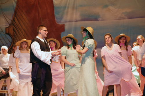 "GIHS presents ""Pirates of Penzance"""