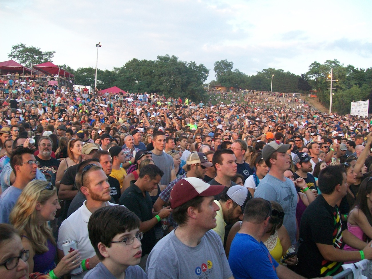 O.A.R. at Artpark