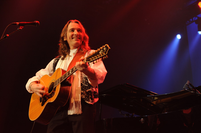 Roger Hodgson, the legendary voice of Supertramp, brings his `Breakfast in America Tour` to Artpark on Aug. 21. (photo by Rob Shanahan)