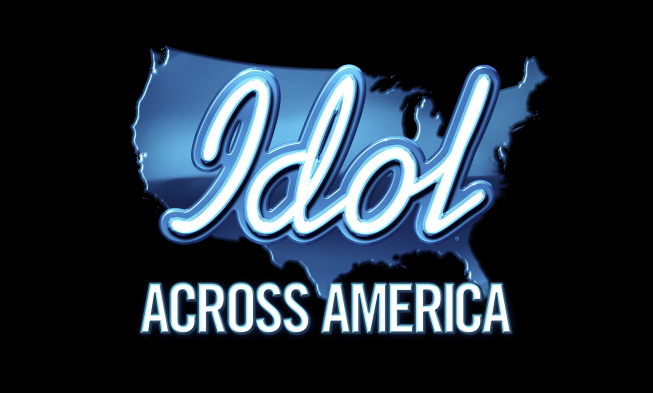 `American Idol` will kick off `Idol Across America,` a cross-country relay of the `Idol` microphone, traveling from New York City to the `Idol` stage in Los Angeles. Sponsored by Ford, Coca-Cola and AT&T, the `mic` will start its journey in New York City on Friday, March 1, when host Ryan Seacrest will launch the two-week, 5,000-mile trek\. The `mic` will arrive just in time for the Top 10 live performance show on Wednesday, March 13 (8 p.m.), on FOX. (©2013 Fox Broadcasting/credit: FOX)