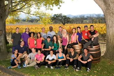 The cast of `The Amazing Race.` (CBS photo)
