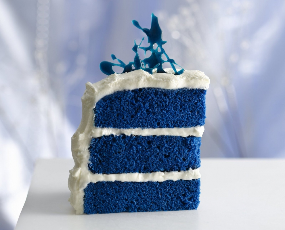 America chooses betty crockers something blue for royal wedding betty crocker cake junglespirit Gallery