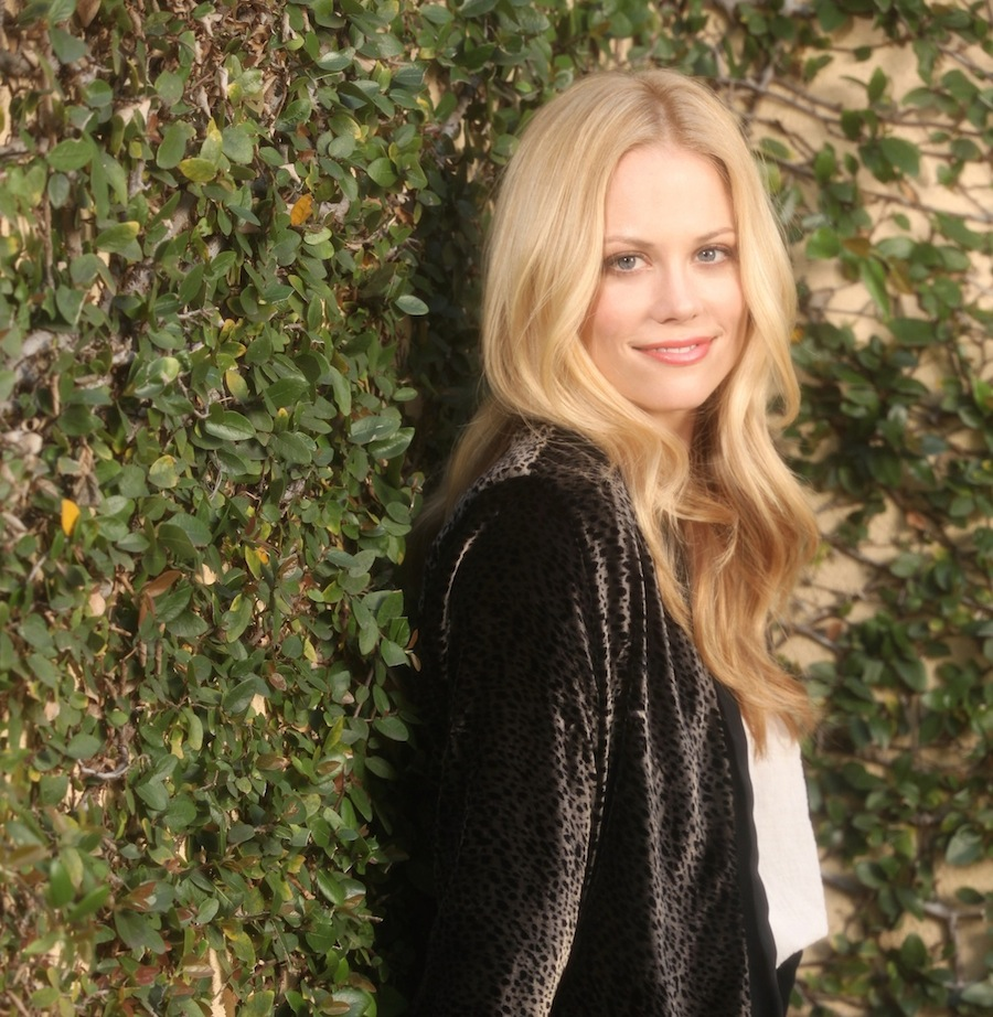 Claire Coffee, a San Francisco-born actress, stars as Adalind Schade on `Grimm.` In her spare time, she picks NFL winners based on things like which city has the best cuisine, or which team has the most attractive wide receivers. (photo by Roger Snider)