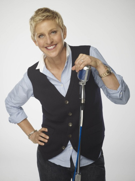 `American Idol`: Ellen Degeneres (CR: Michael Becker/FOX)