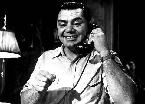 Ernest Borgnine in `Marty.` (TCM photo)