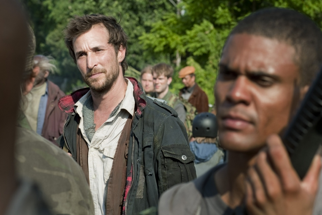 Noah Wyle stars in `Falling Skies.` (TNT photo by Ken Woroner)