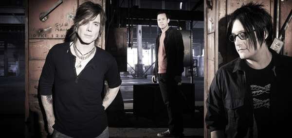 The Goo Goo Dolls (photo by Kurt Iswarienko)