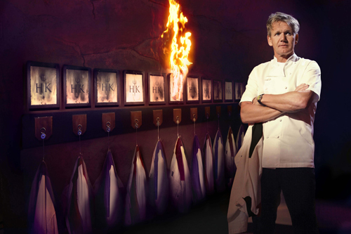 `Hell's Kitchen`: Chef Gordon Ramsay returns for season 11, airing Tuesdays at 8 p.m. on FOX. (Fox Broadcasting Co. photo by Patrick Wymore)