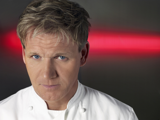 `Hell's Kitchen`: Chef Gordon Ramsay returns for season 11 of `Hell's Kitchen,` premiering Tuesday, March 12 (8 p.m. ET/PT), on FOX. (photo: 2013 Fox Broadcasting Co./credit: Michael Lavine/FOX)