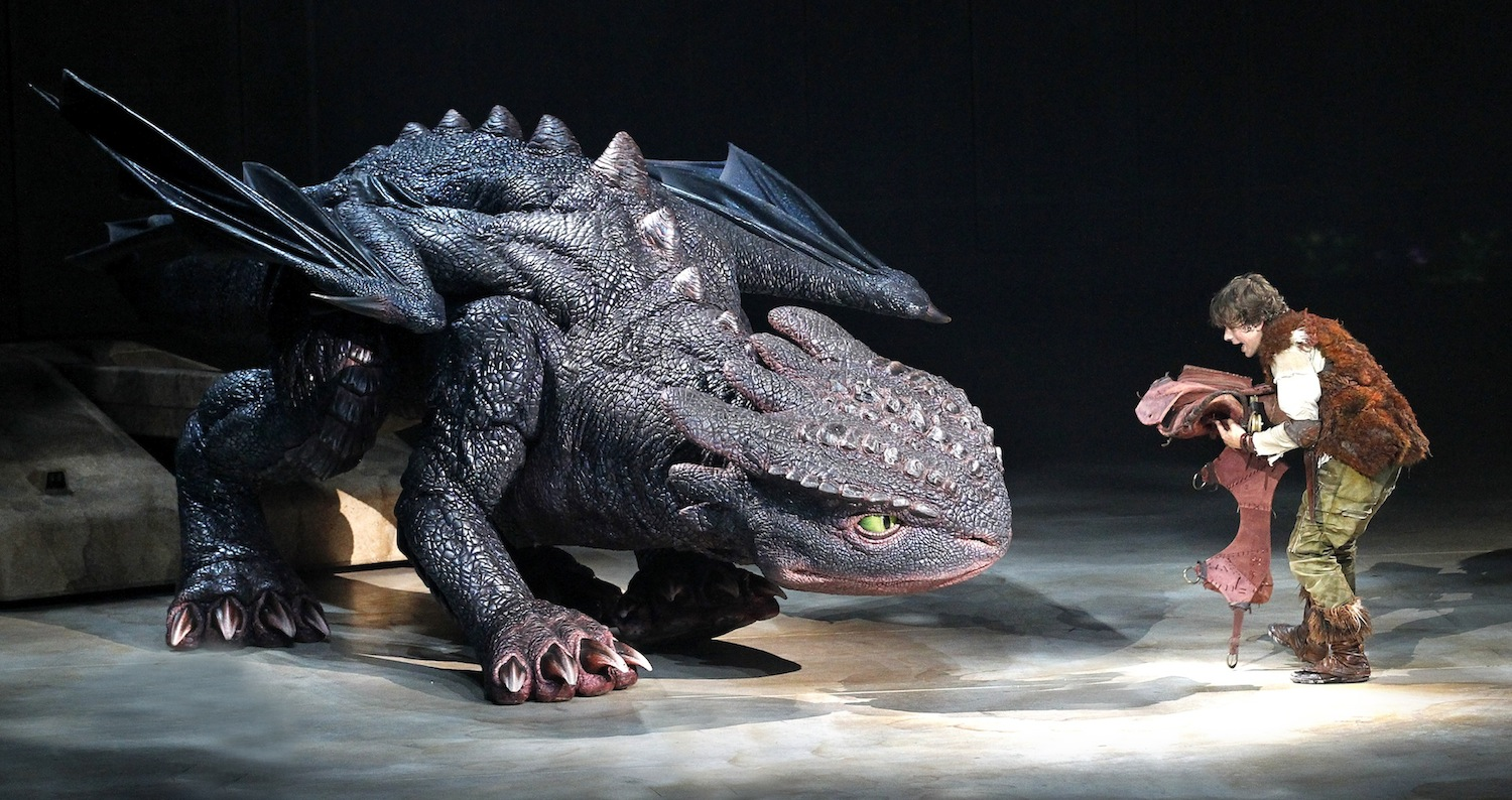 `DreamWorks' How To Train Your Dragon Live Spectacular` is headed to Buffalo.