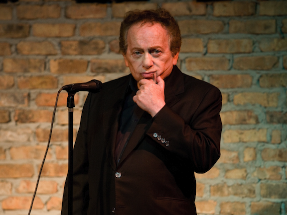 Jackie Mason performs Friday, Nov. 9, at 8 p.m., inside the Seneca Niagara Events Center.