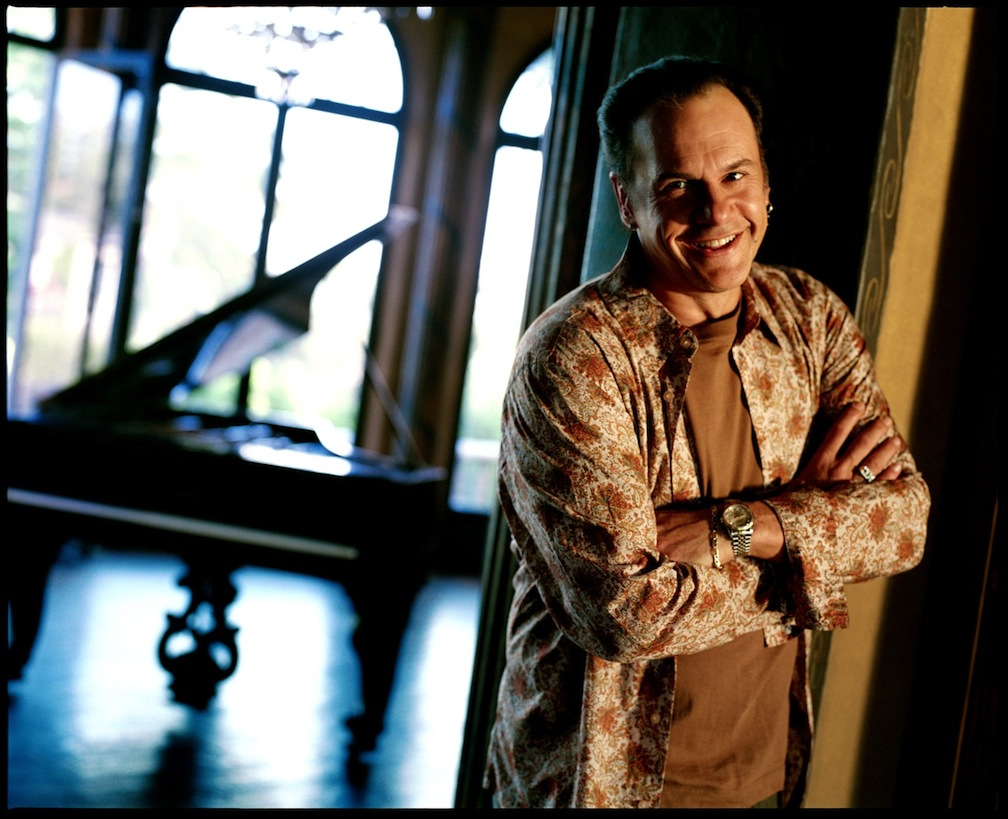 KC from KC & the Sunshine Band. He performs Aug. 4 in Niagara Falls. (photo by A. Streiber)