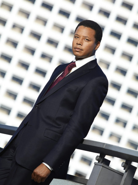 Terrence Howard as DDA Jonah `Joe` Dekker on `Law & Order: Los Angeles.` (NBC photo by Mitchell Haaseth)