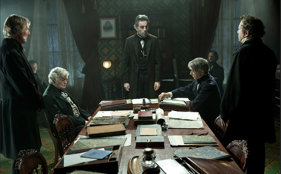 Nominated for Best Motion Picture, `Lincoln` is a DreamWorks Pictures/20th Century Fox Production. Steven Spielberg and Kathleen Kennedy are producers. (photo courtesy of Walt Disney/20th Century Fox/David James)