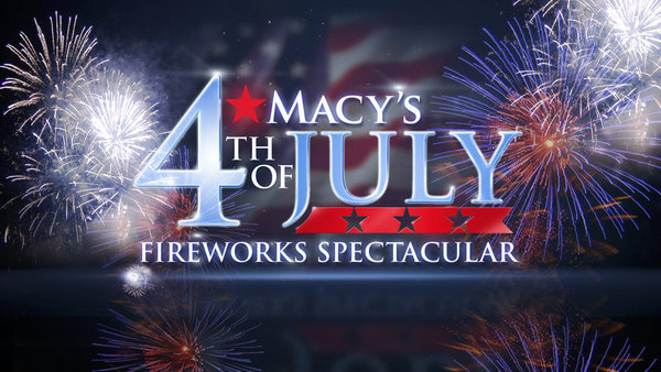 `Macy's 4th of July Fireworks Spectacular.` (NBC image)