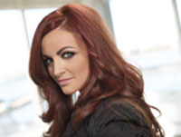 Maria Kanellis (NBC photo by Mitch Haaseth)