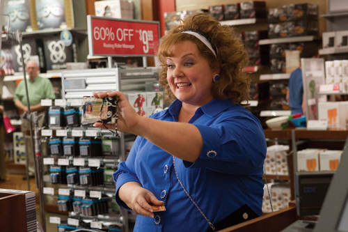 Melissa McCarthy is Diana in `Identity Thief,` an all-star comedy in which a regular guy is forced to extreme measures to clear his name. (photo by Bob Mahoney; © 2013 Universal Studios; all rights reserved)