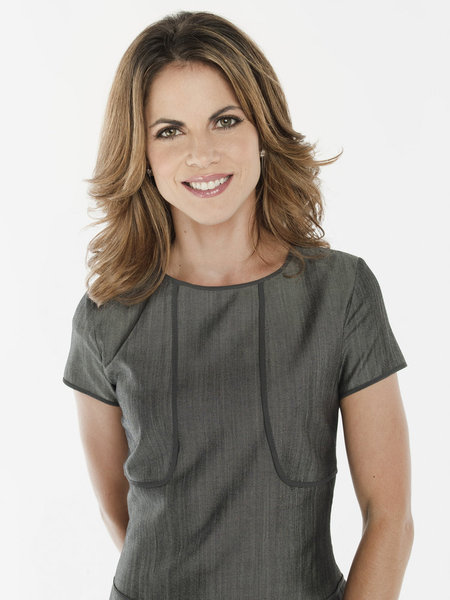 Natalie Morales, news anchor and third hour co-host of `Today,` will emcee the 2011 Miss Universe Pageant. (NBC photo by Virginia Sherwood)