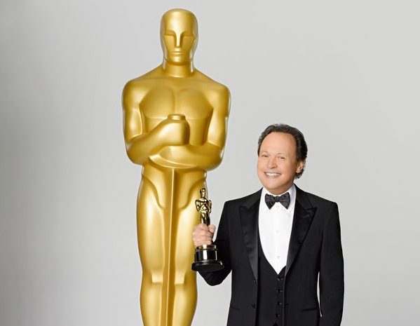 Billy Crystal hosts the 84th Academy Awards Sunday, Feb. 26, on the ABC Television Network. (ABC photo)