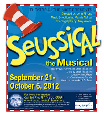 `Seussical The Musical`