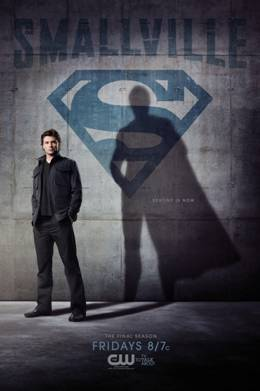 Tom Welling stars as Clark Kent/`The Blur`/Superman on `Smallville.` (CW photo)