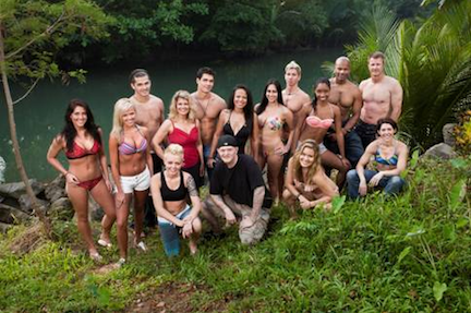 The partial cast of CBS `Survivor: Philippines.` The Emmy Award-winning series will return for its 25th season with a special 90-minute edition, Wednesday, Sept. 19. (CBS photo)