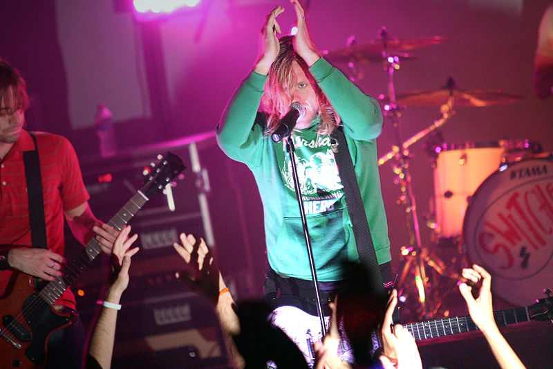 Switchfoot (photo by Craig O'Neal)