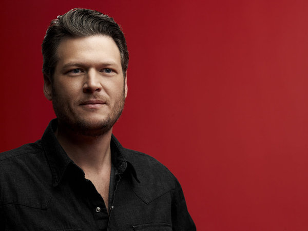 Blake Shelton (photo by Art Streiber/NBC)