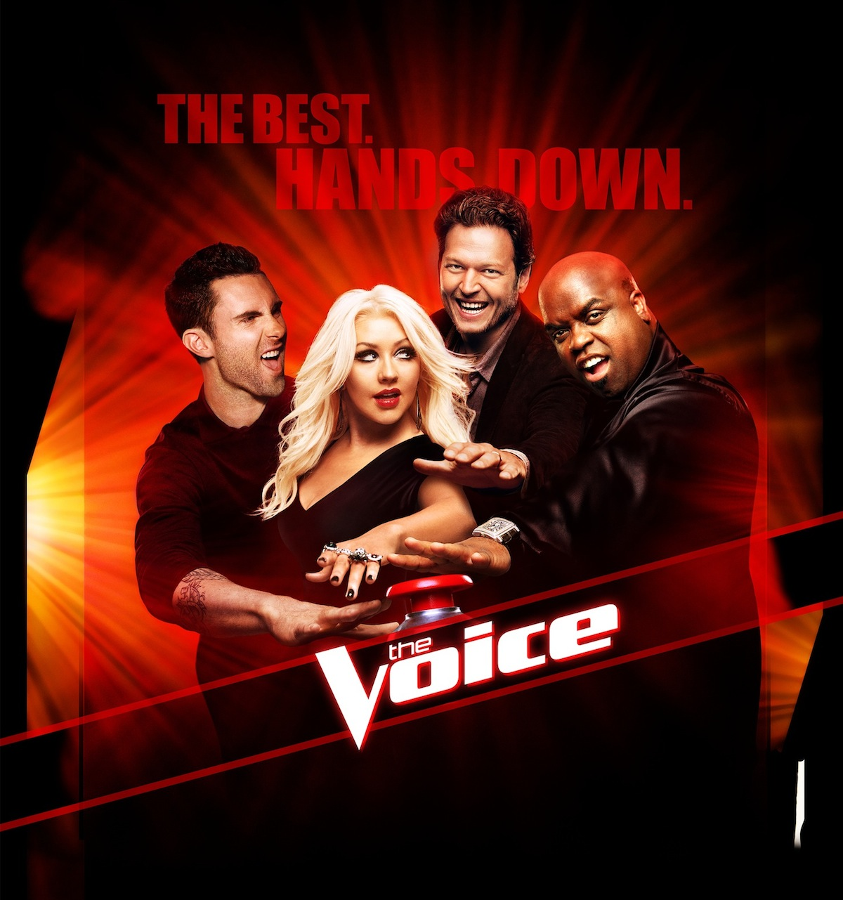 """The Voice"" (NBC photo)"
