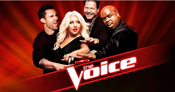 `The Voice` (NBC photo)