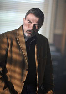 Tom Selleck in `Jessie Stone.` (CBS photo)