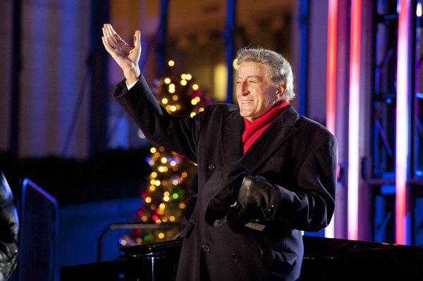 Tony Bennett (NBC photo)