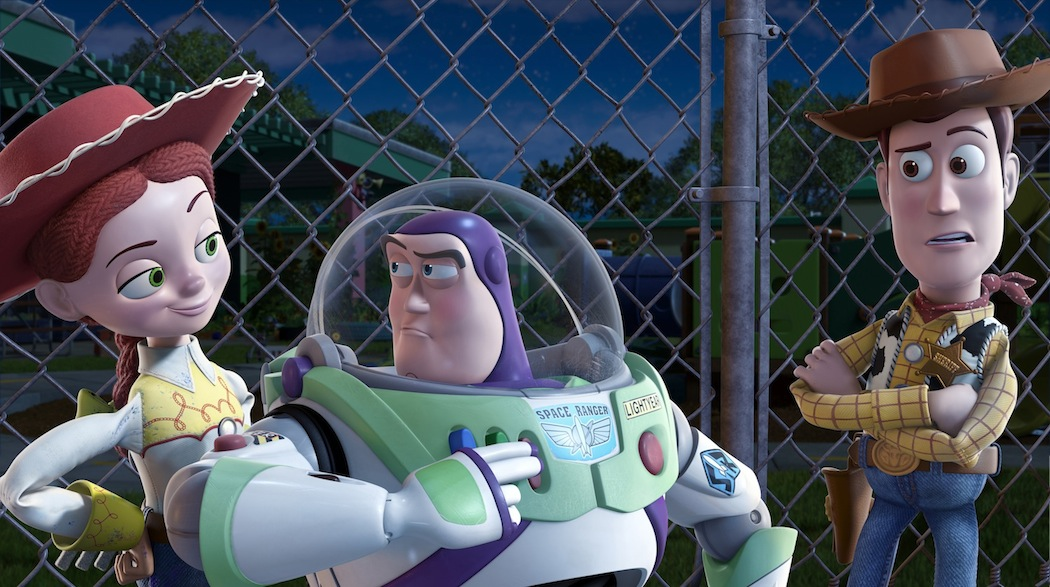 Jessie, Buzz Lightyear and Woody in `Toy Story 3.` (Disney/Pixar photo)