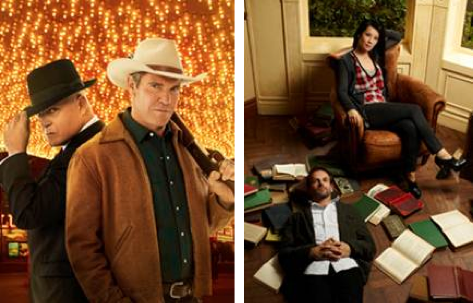 CBS has ordered more episodes of `Vegas` and `Elementary.` (CBS photos)