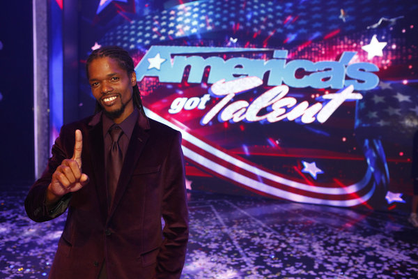 `AGT` winner Landau Eugene Murphy, Jr. (photo by Trae Patton/NBC)