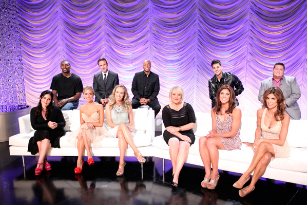 The cast of ABC's `Dancing with the Stars.` (ABC photo)
