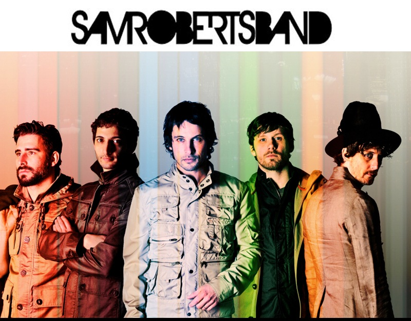 The Sam Roberts Band