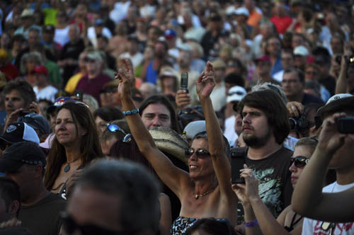 Artpark crowds topped 30,000 twice in 2011. (photo by Matt Buckley/MMBArts Photography)