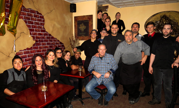 The Casa Antica team. Click to expand.