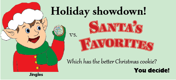 Holiday cookie showdown